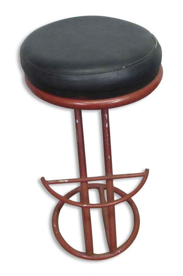 Bar Stool with Metal Base - Seating
