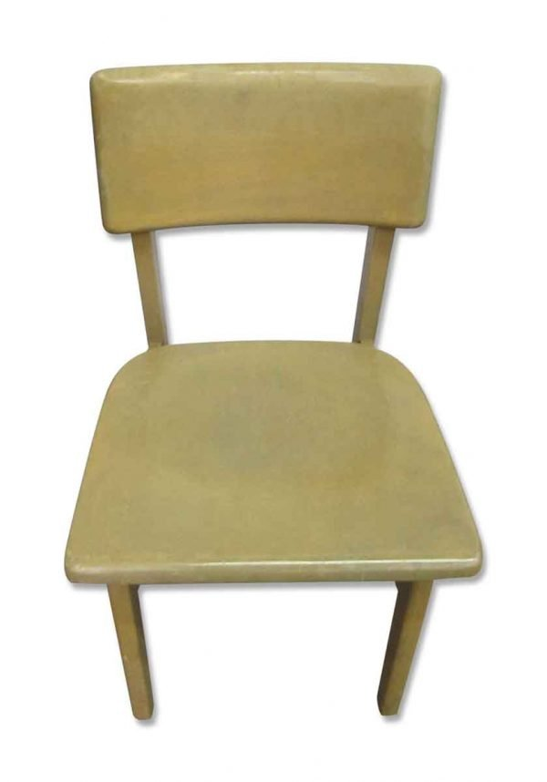 Solid Maple School Chairs - Seating