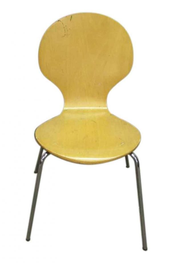 Bentwood Stacking Chairs - Seating