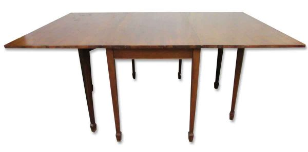 Wooden Gate Leg Table - Kitchen & Dining