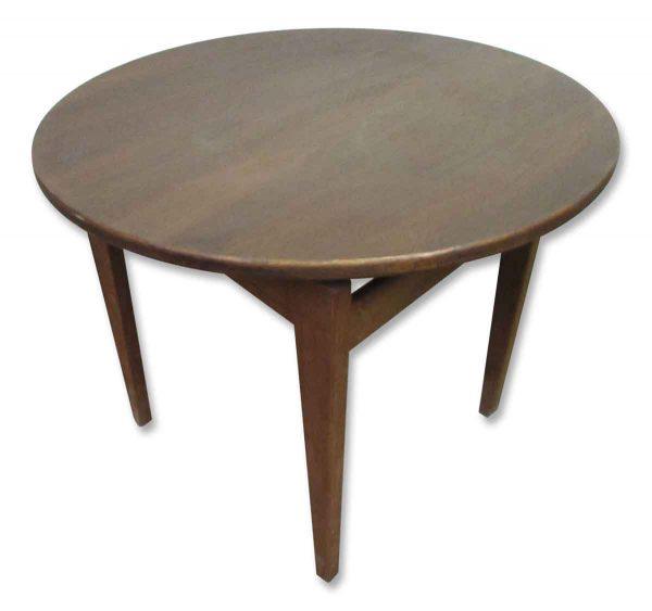 Mid Century Round Side Table - Kitchen & Dining