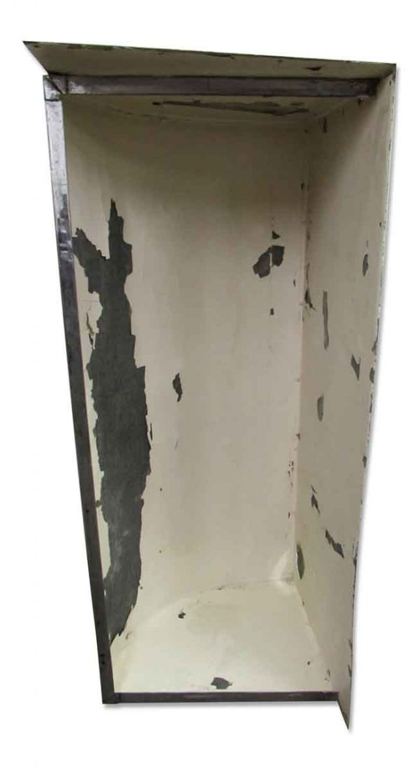 Antique Range Hood with Nickel Trim - Commercial Furniture
