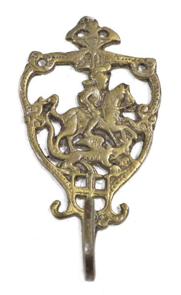 Brass Figural Hook - Single Hooks