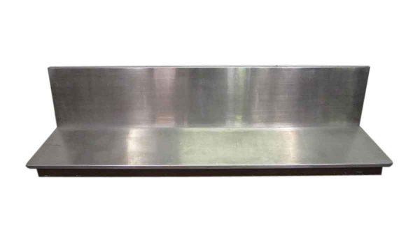 Metal Wall Benches from Allentown Hospital - Industrial