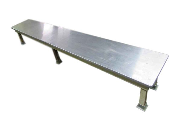 Metal Benches from Allentown Hospital - Commercial Furniture