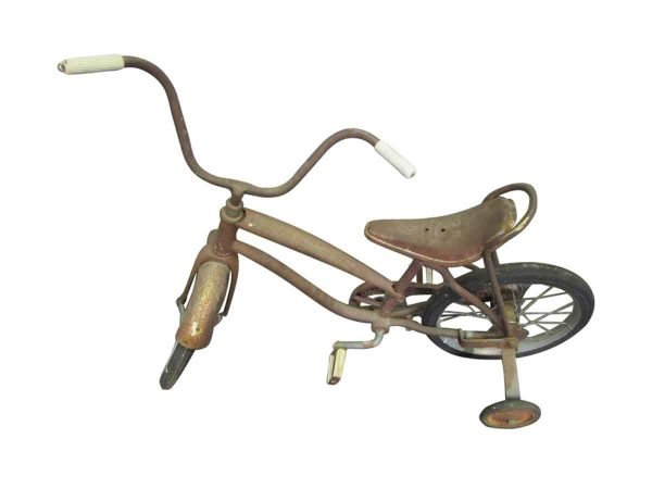 Vintage Child's Bike - Children's Items