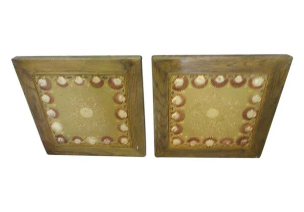 Sea Shell Table Tops - Table Tops