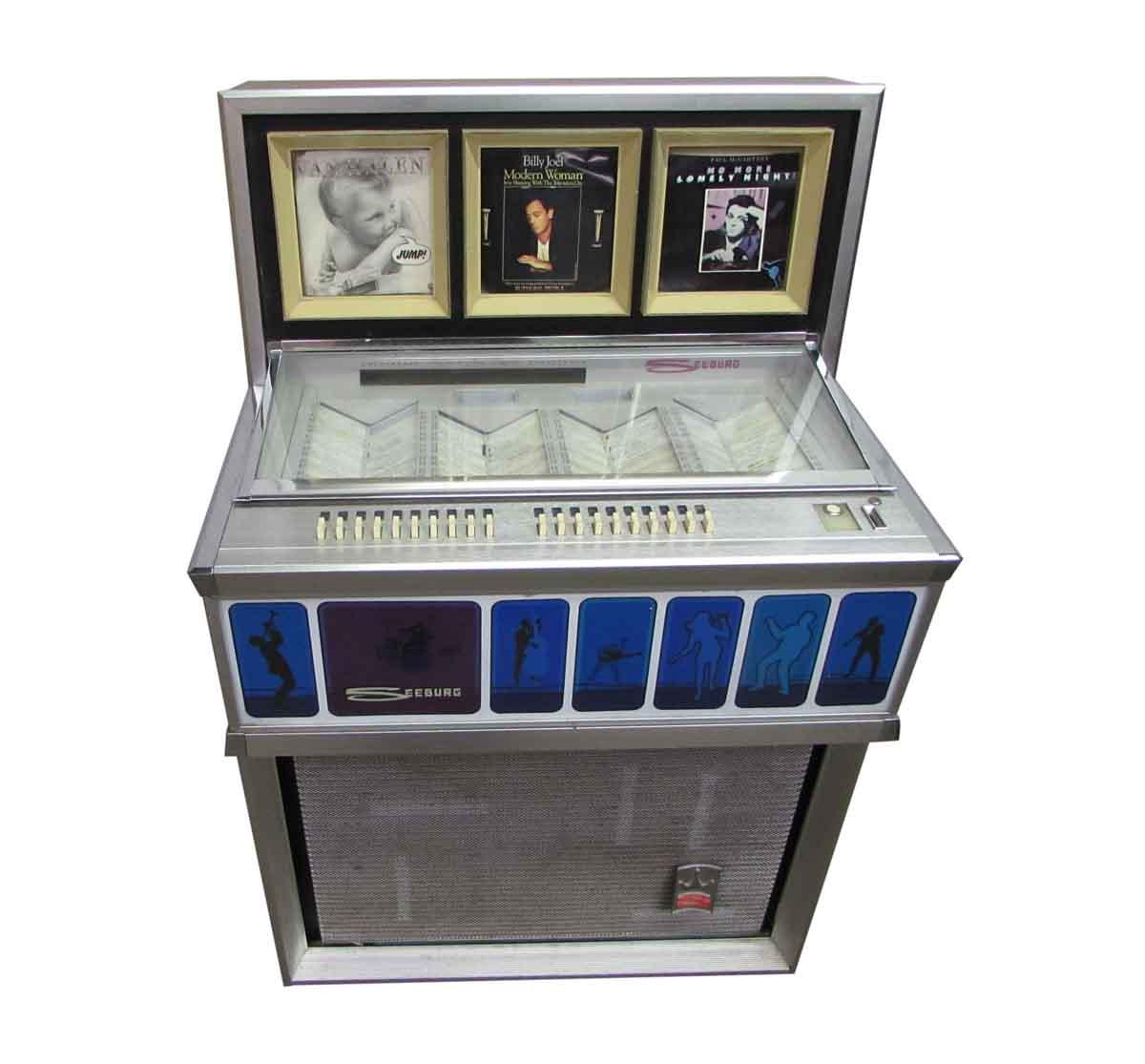 1967 seeburg jukebox model s100 olde good things. Black Bedroom Furniture Sets. Home Design Ideas