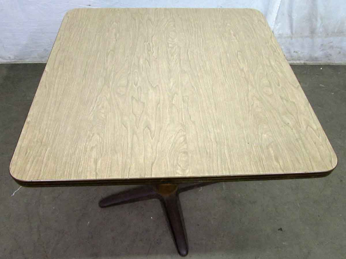 1940s Cafe Table With Original Formica Top Olde Good Things
