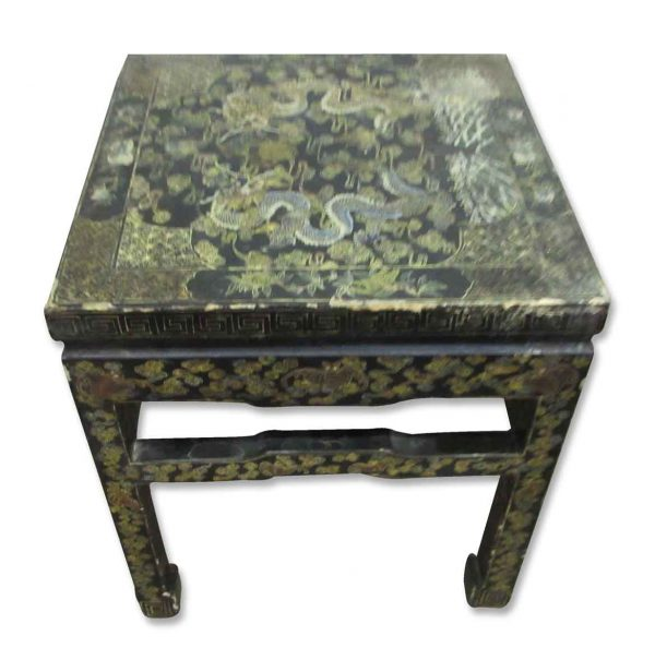Oriental Side Table - Living Room