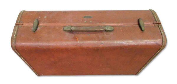Red Vintage Samsonite Suitcase - Suitcases