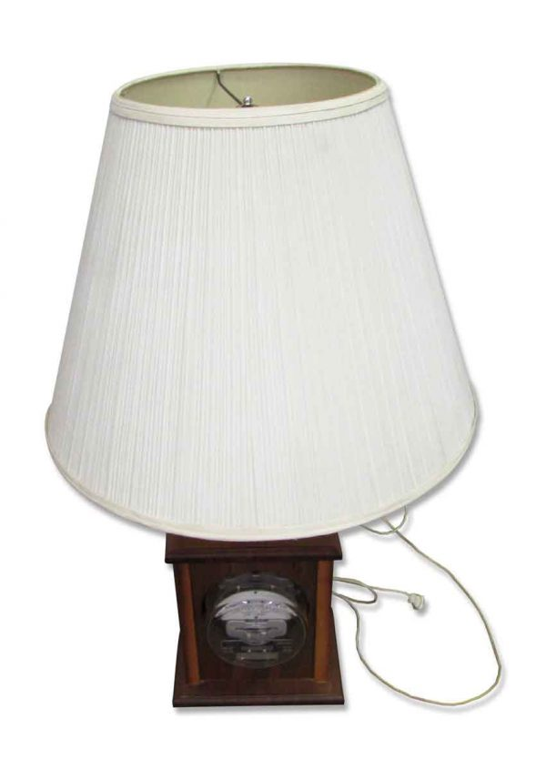 Meter Lamp with Shade - Table Lamps