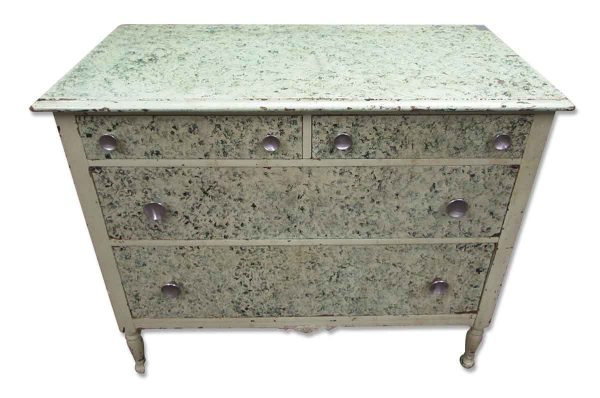 Painted Chest of Drawers - Bedroom
