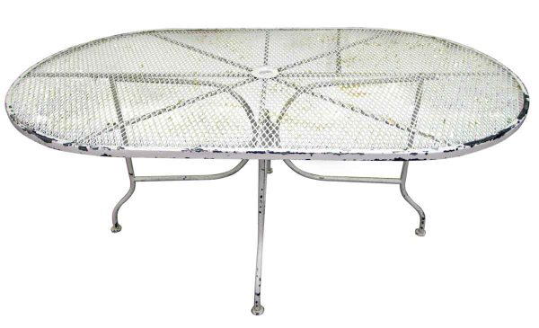 Iron Patio Table - Patio Furniture