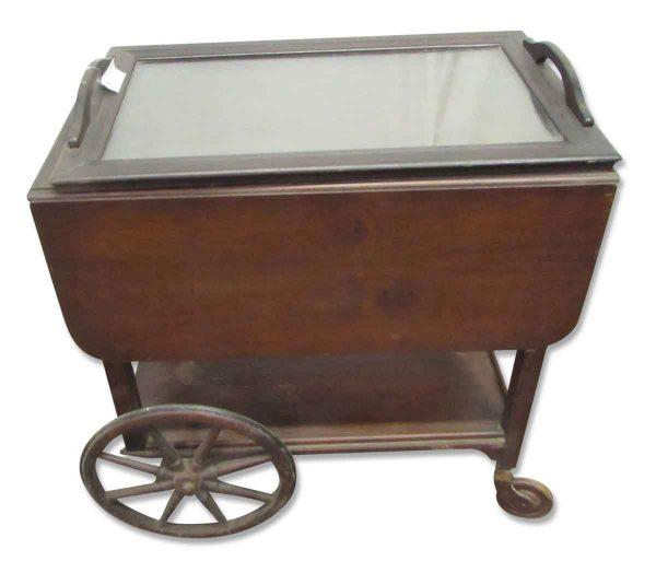 Antique Serving Cart - Carts