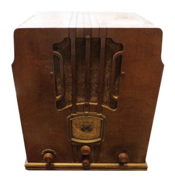 Olde Sparton Radio - Electronics