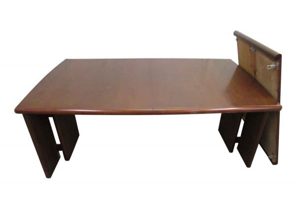 Extra Long Conference Table with Leaf - Kitchen & Dining