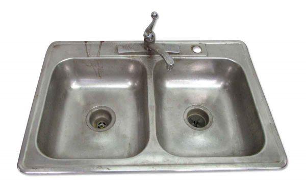 Aluminum Sink - Kitchen