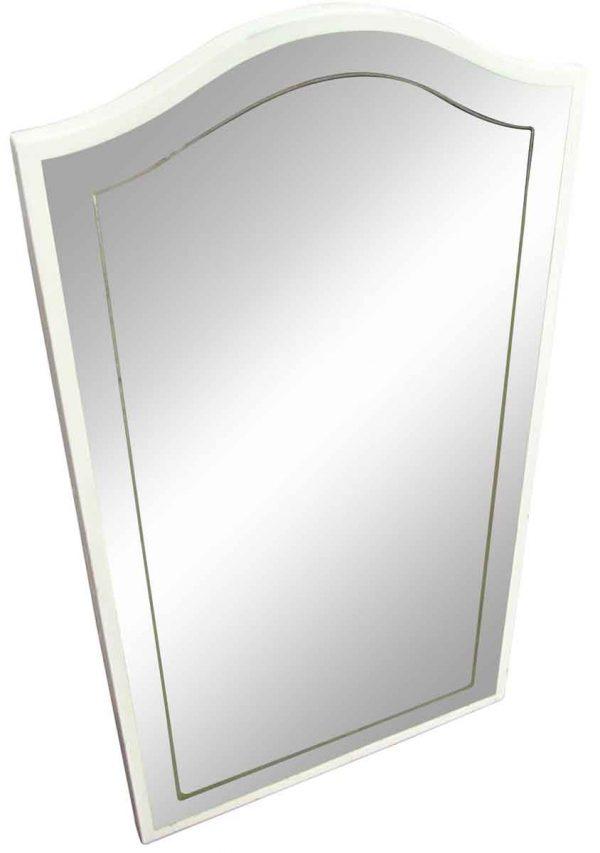 Mirrored Medicine Cabinet - Bathroom