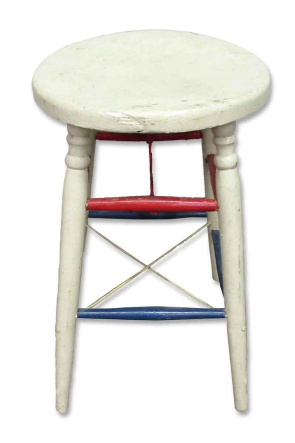 American Wooden Stool - Seating