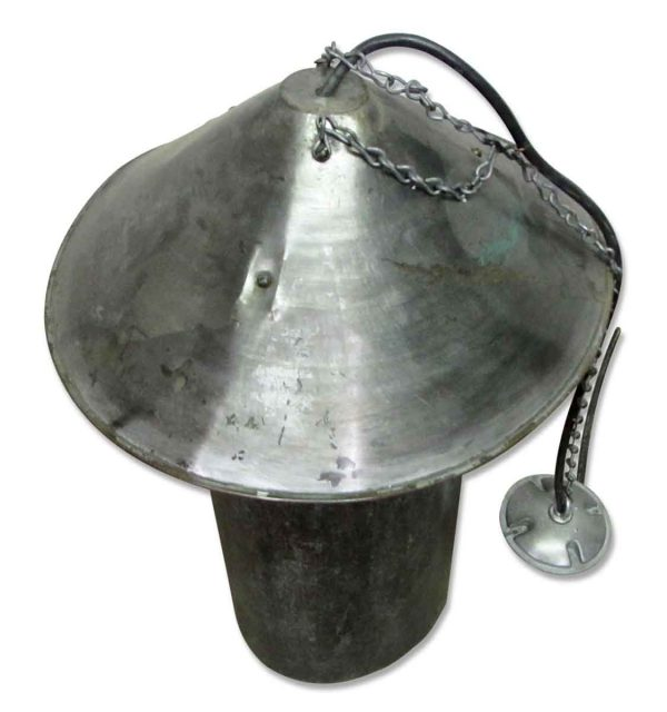 Industrial Steel Oversized Pendant Light - Industrial & Commercial