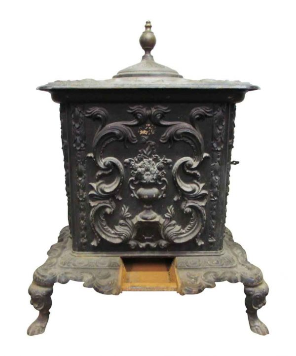 Ornate Cast Iron Heater - Heating Elements