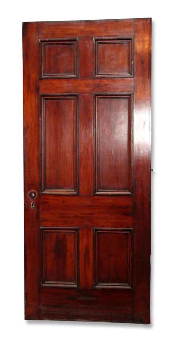 Single Door With Mirror On One Side Closet Doors