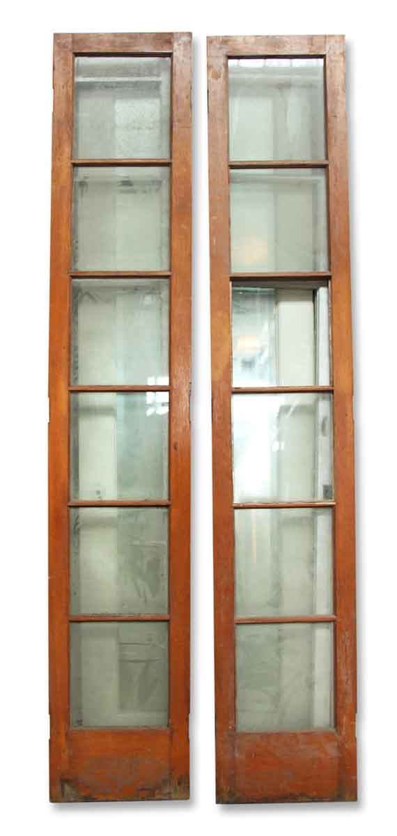 Narrow French Double Doors - French Doors