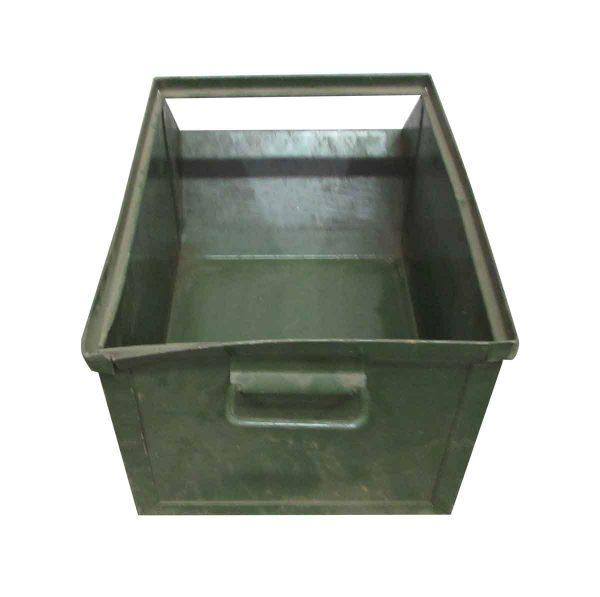 Stackable Industrial Metal Bins - Industrial