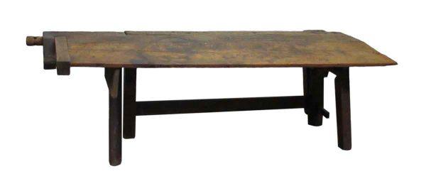 Handmade Work Bench - Industrial
