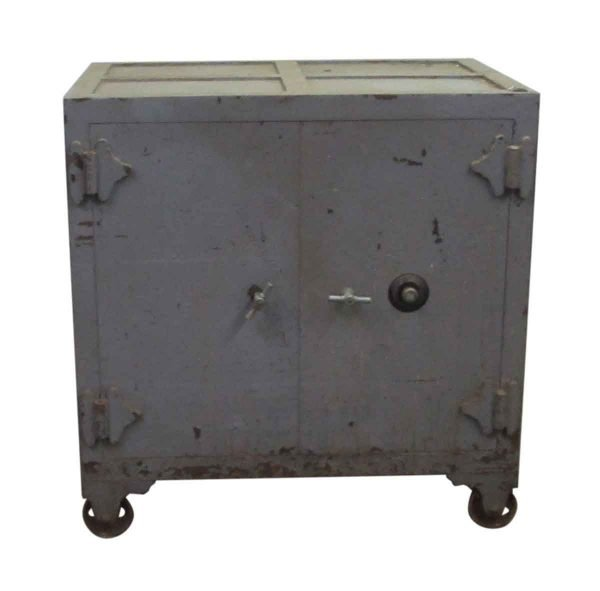 Gray Safe Box - Industrial