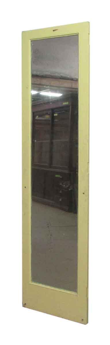 Narrow glass panel door olde good things for Narrow internal doors