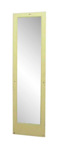 Narrow Glass Panel Door - Closet Doors