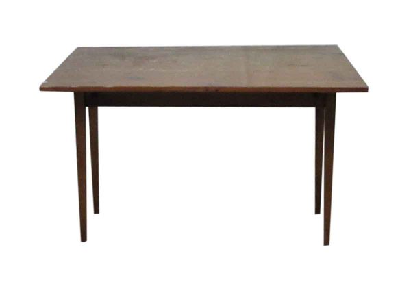 Simple Pine Drop Leaf Table - Kitchen & Dining