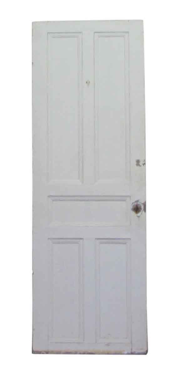 White Five Panel Door - Standard Doors