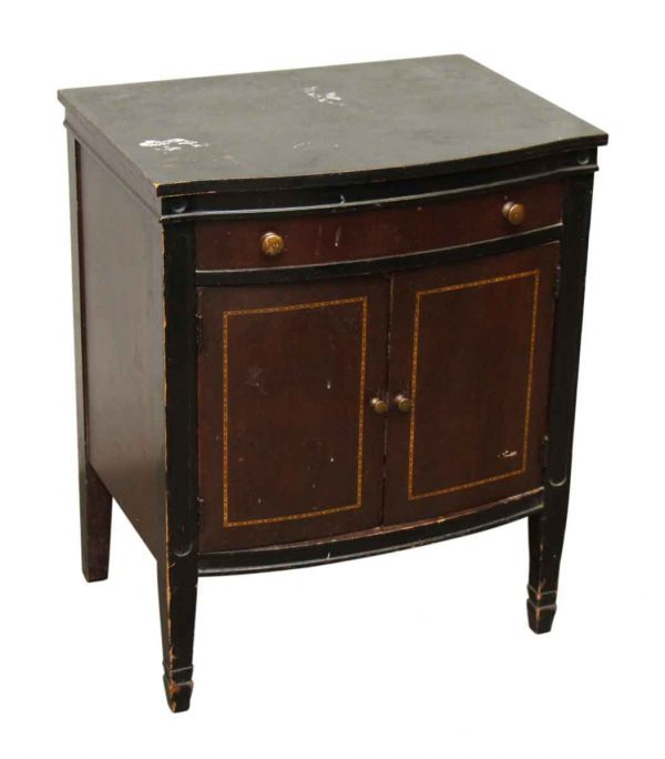 Small Side Table - Cabinets