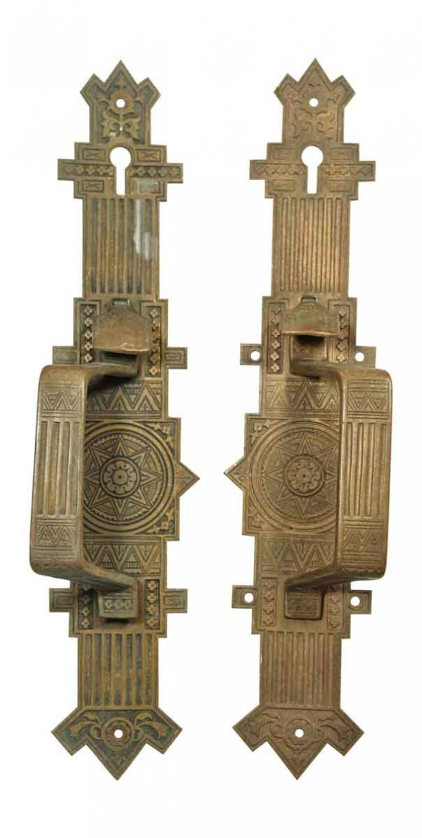 Pair of Aesthetic Pulls - Door Pulls