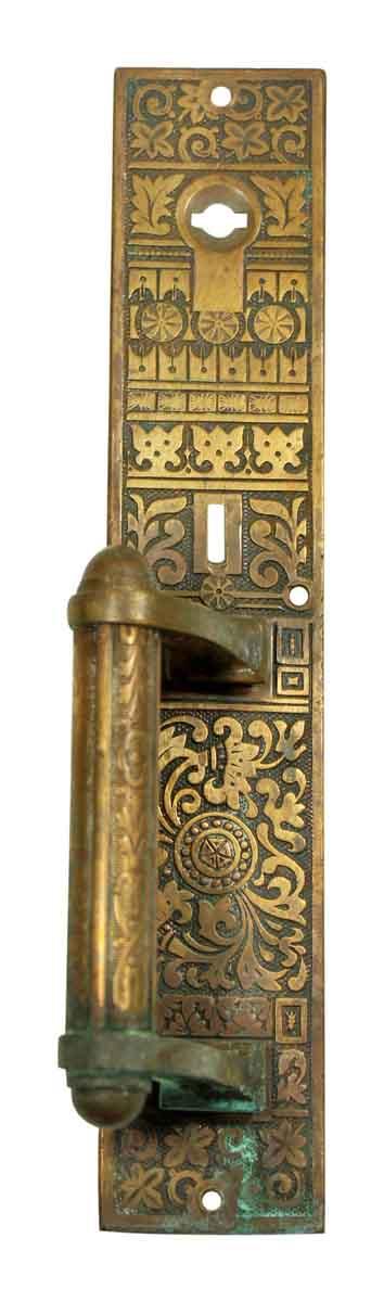 Ornate Door Pull - Door Pulls