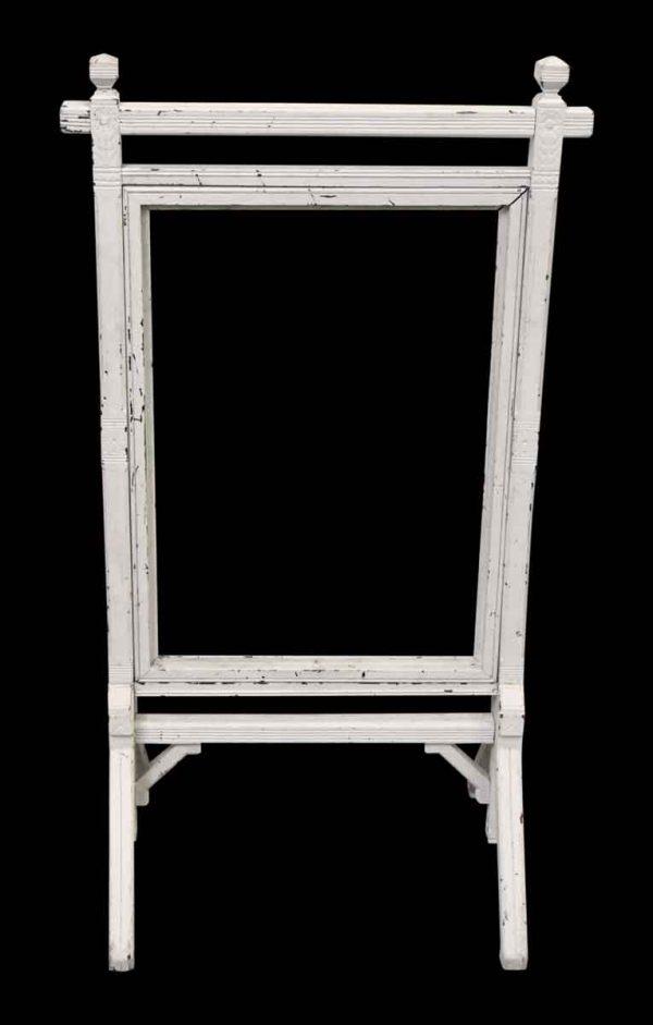 Worn Wooden Eastlake Sign Frame - Commercial Furniture