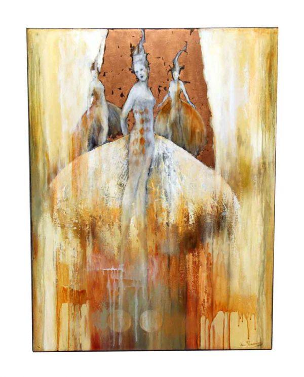 The Stilit Dancer - Paintings