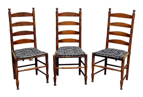 Set of Caned Chairs - Kitchen & Dining