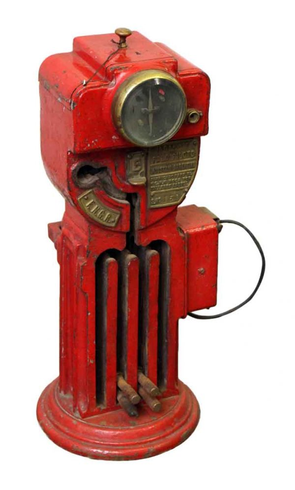 Railroad Meter Machine - Unusual items