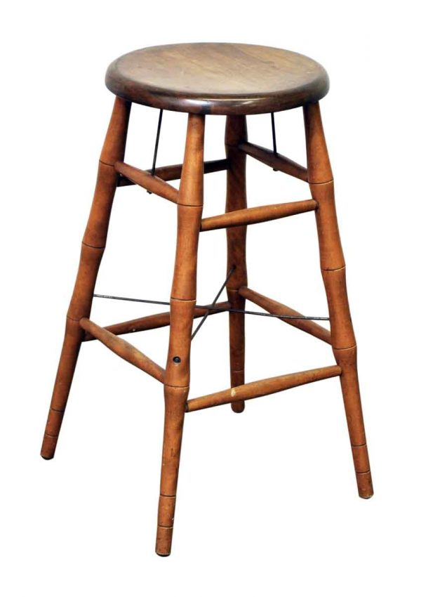 Bamboo Stool - Seating