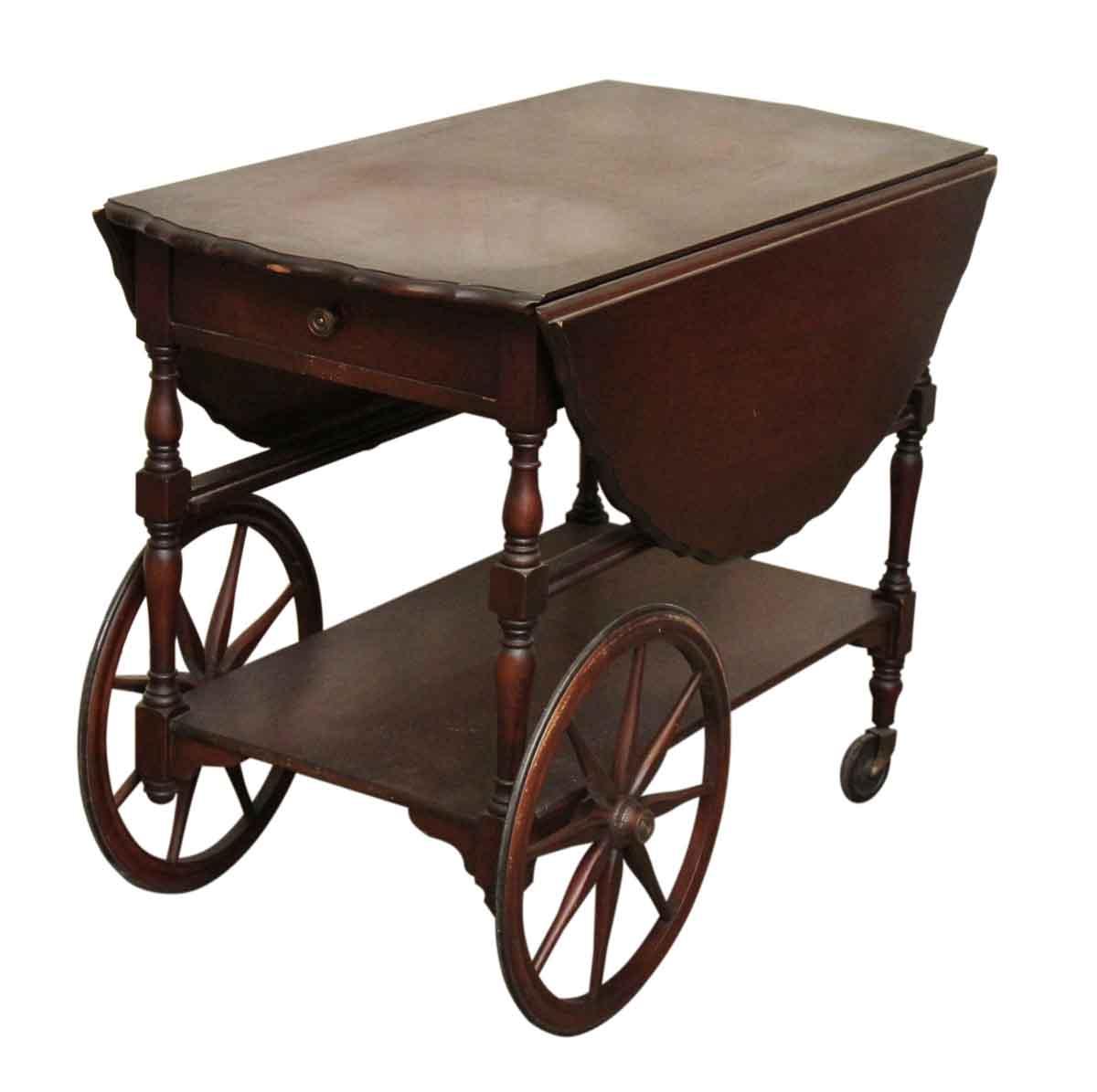 Vintage Tea Cart Olde Good Things