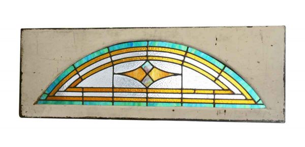 Stained Glass Transom Window - Stained Glass