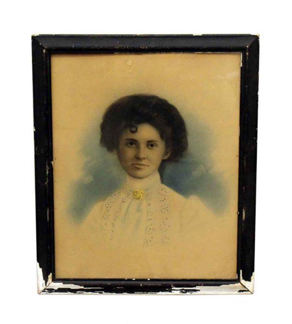 Victorian Lady Portrait - Photographs