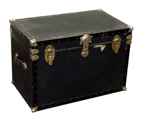 Black Vintage Trunk - Trunks