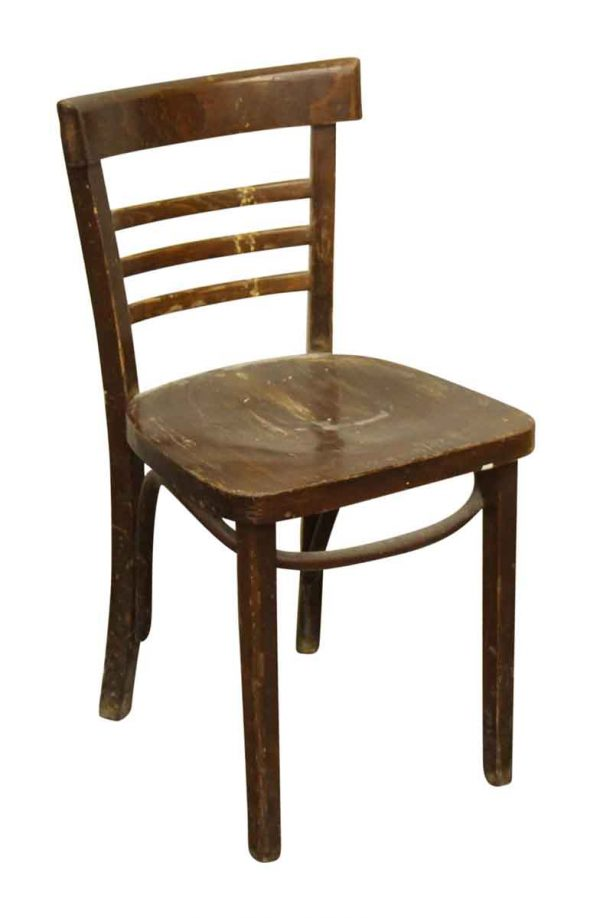 Ladder Back Wooden Chair - Office Furniture