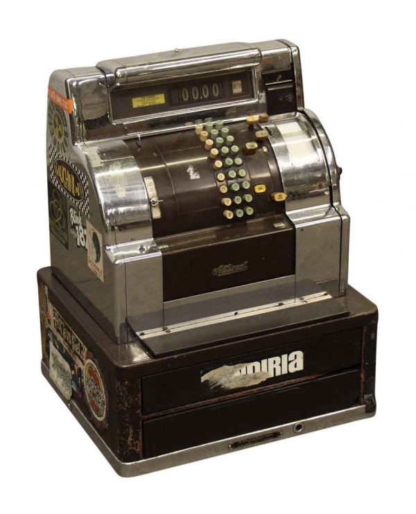 Punk Style National Cash Register - Cash Registers