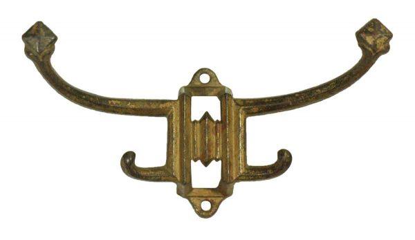 Four Arm Hall Tree Hook - Single Hooks